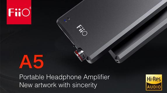 Fiio A5 – Kolejna odsłona nowości