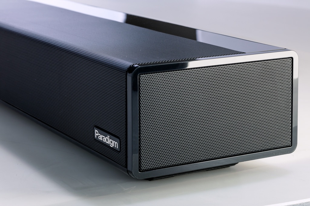 Nowy Soundbar Powered Home Theater od Paradigm!