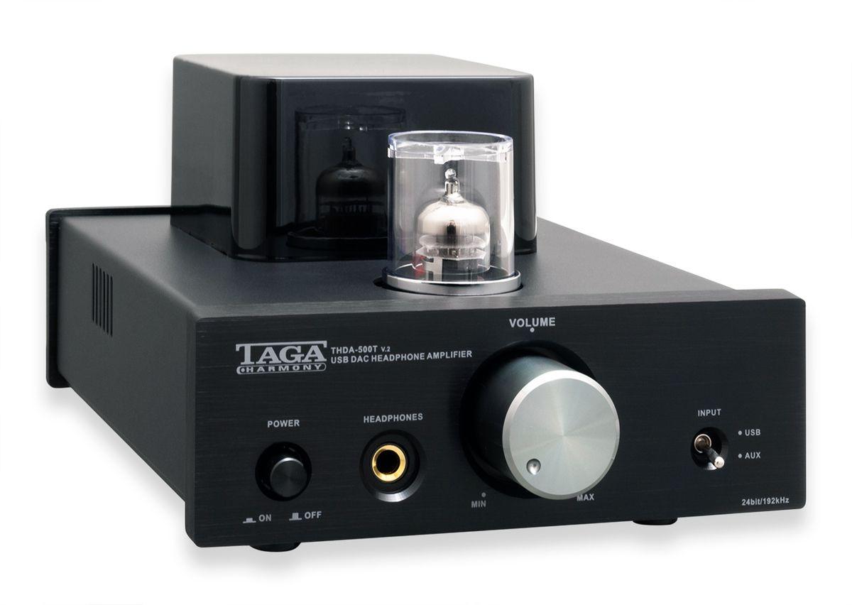 Przedstawiamy najnowszy hybrydowy wzmacniacz słuchawkowy ze stajni Taga Harmony – THDA-500T v.2
